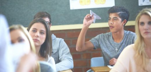 Teaching Strategies – The Ground Disruptive Students
