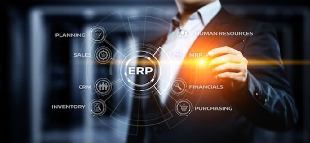 Is BPM the start of the Finish of ERP?
