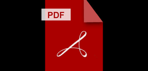Disadvantages to the PDF Format