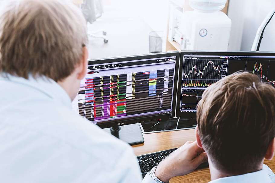 Difference between an Amateur and a Professional Trader